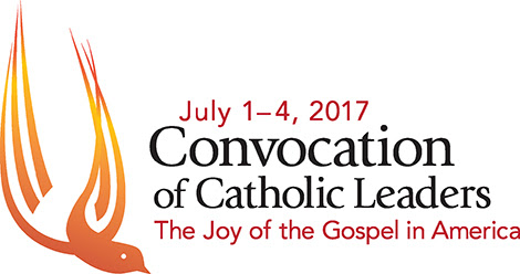 The theme for the 2017 Convocation of Catholic Leaders is