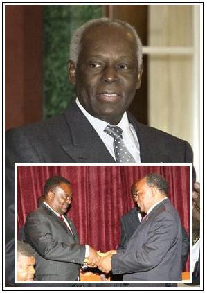 Presidente angolano escreve a homólogo queniano