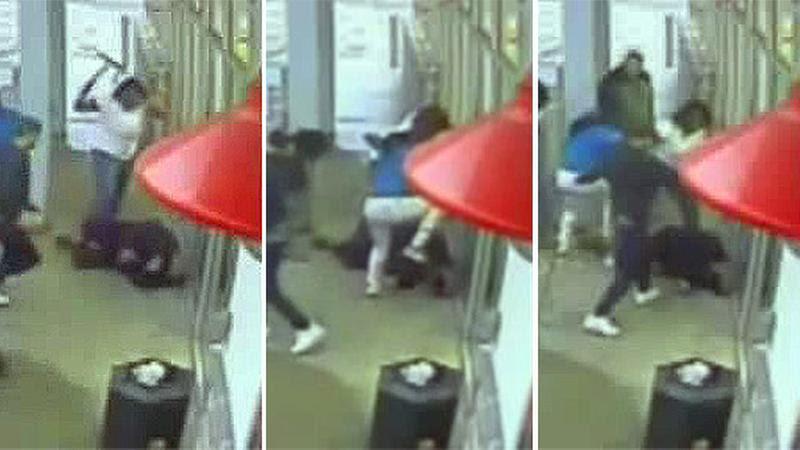 VIDEO: Homeless vet beaten dies