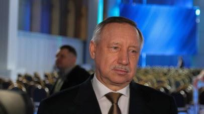 Беглов заявил о возможности провести ПМЭФ в очном формате