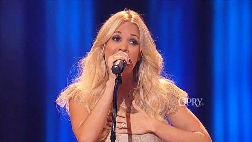 MDA Show of Strength, Carrie Underwood