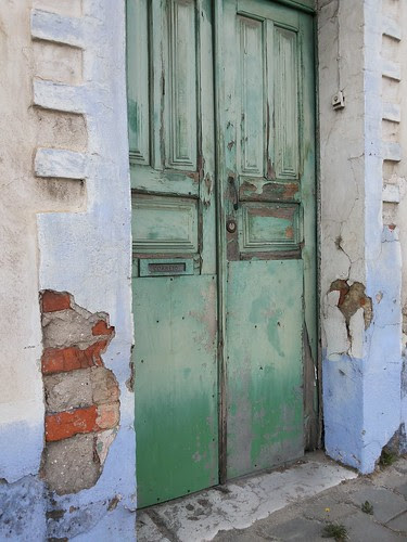 #green #decay #doors #doorsworldwide #doorsonly #doors_p by Joaquim Lopes