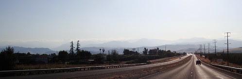202 1st glimpse of Sierras
