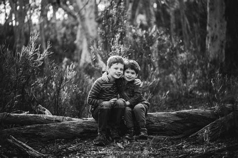 In the bush // family of 4 » Award winning Canberra