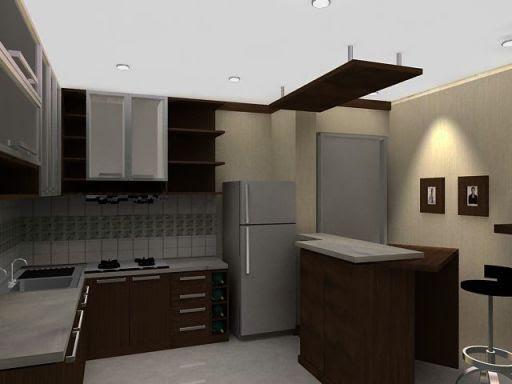 440 Koleksi Foto Desain Dapur Type 45 HD Terbaik Download Gratis