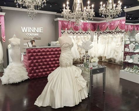 Bridal Gowns & Wedding Dresses Charlotte NC   Winnie Couture
