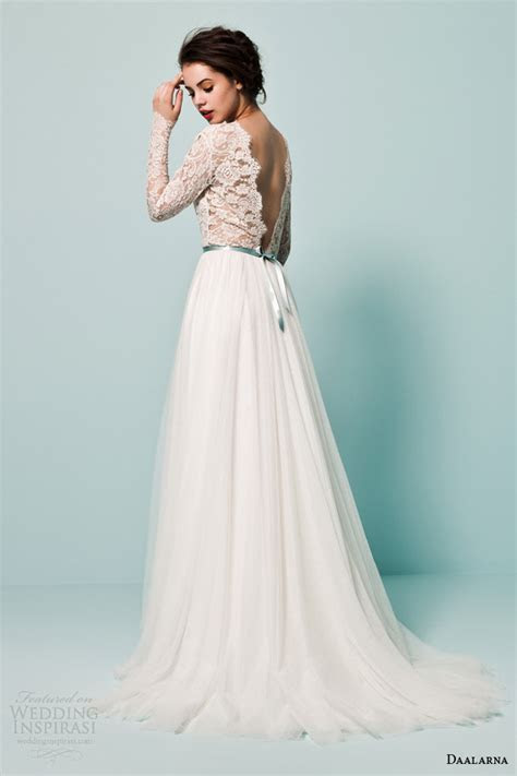 Wedding Dresses From The Daalarna Couture 2015 Pearl