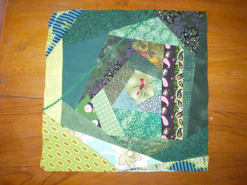 1st Wenesday Block for Carol