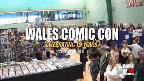 Wales Comic Con April 2018