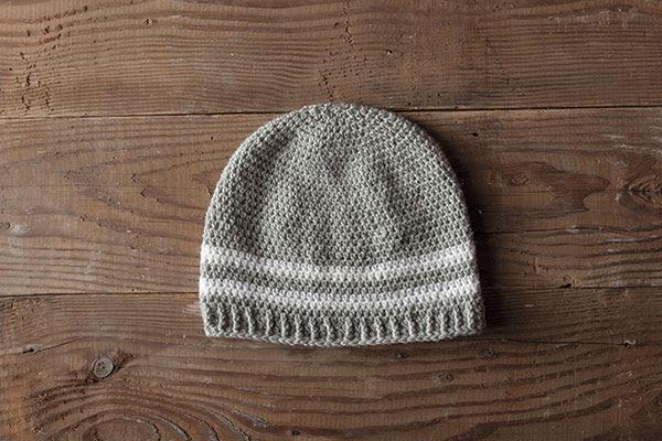 Benefaction Crochet Hat - free crochet pattern