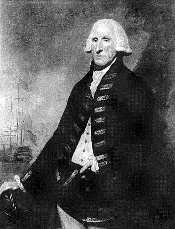 Admiral Samuel Hood