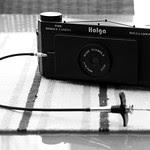 Holga Wide Pinhole Camera