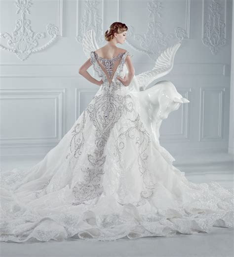 Michael Cinco Bridal Collection   My Dress of the Week