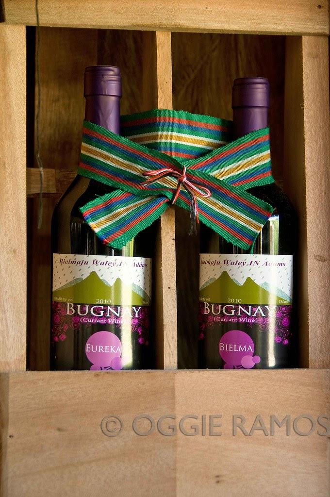 Ilocos Norte - Adams Bielma Bugnay Wine