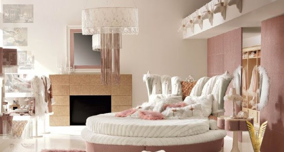 Luxurious Interiors-Chic room