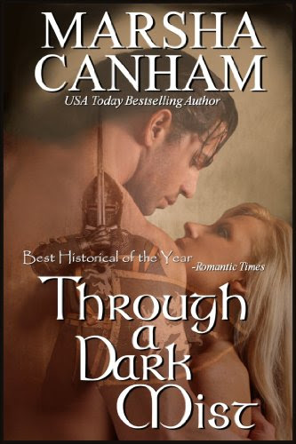 Through A Dark Mist (Robin Hood Trilogy) by Marsha Canham
