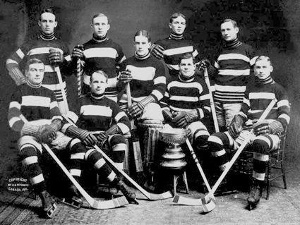 1910-11 Ottawa Senators team, 1910-11 Ottawa Senators team