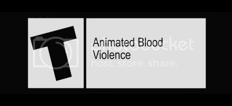 Animated Blood/Violence