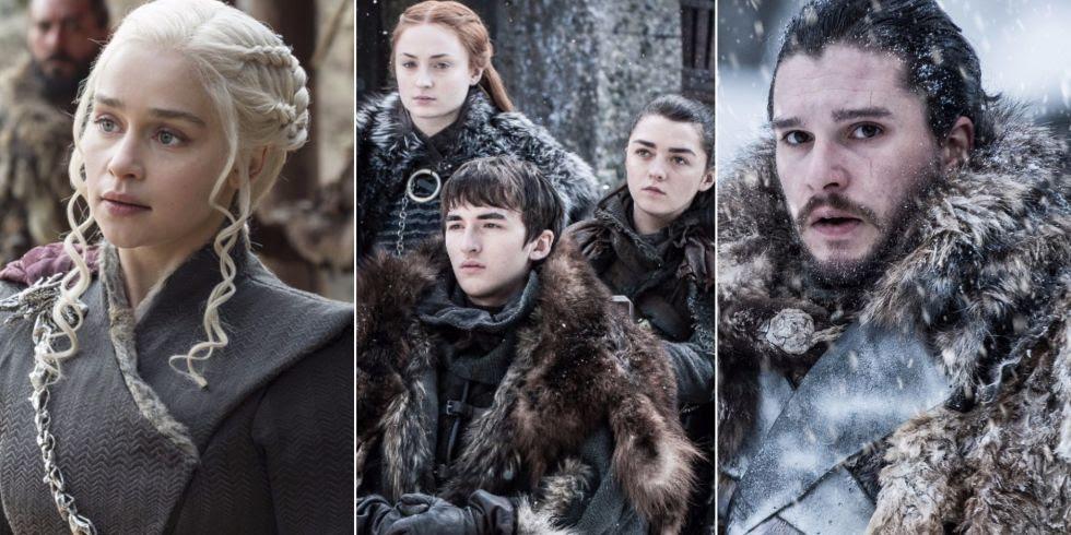 Resultado de imagem para Game of Thrones season 8