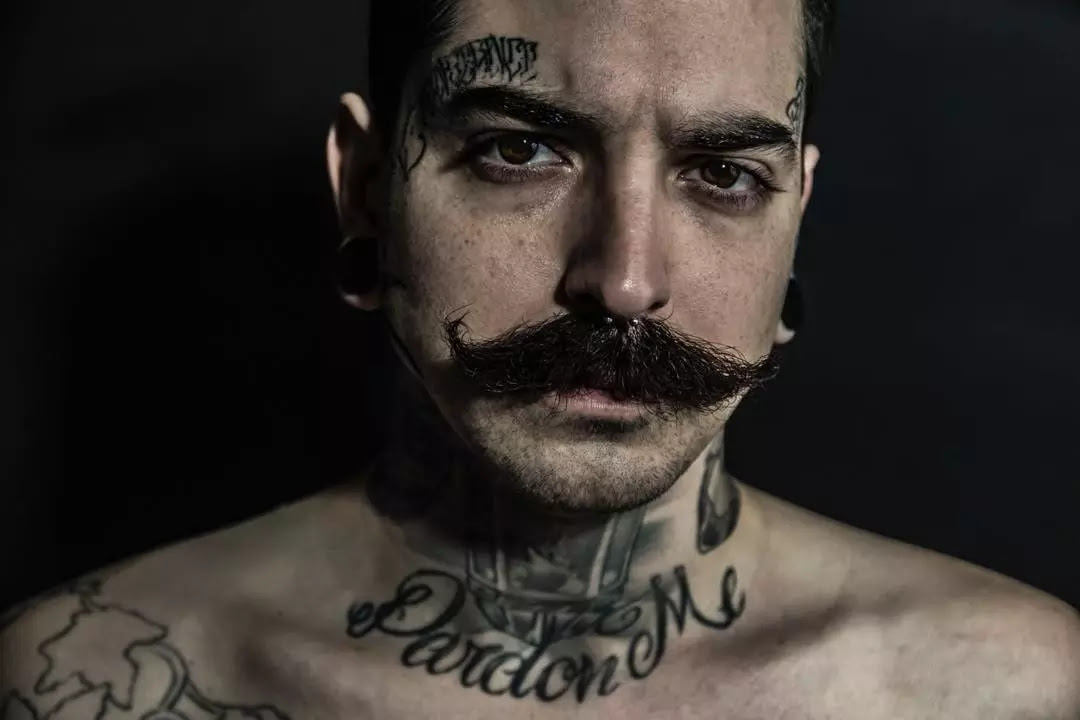 The 80 Best Neck Tattoos For Men Improb