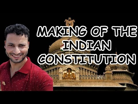 Making Of The Indian Constitution | Committees Of The Constituent Assembly | MCQs | 2020