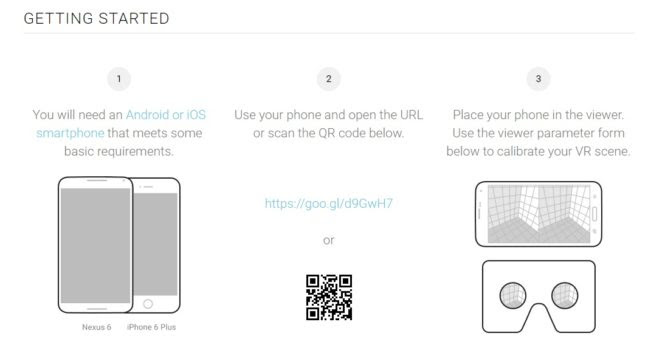 Creating A Cardboard Qr Code Hypergrid Business