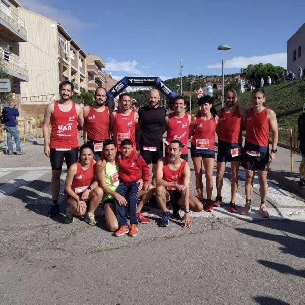 Cursa Pont de Vilomara 2019