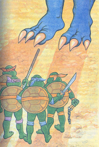 Russian Teenage Mutant Ninja Turtles 8