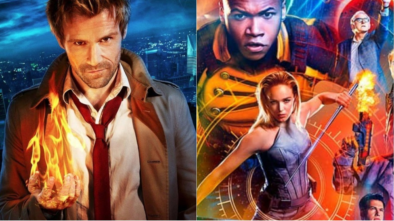 Dc S Legends Of Tomorrow Ep Teases Constantine S Debut On The Show