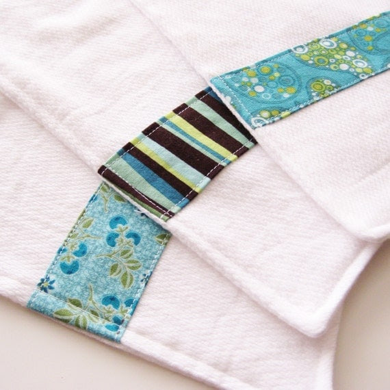 Baby Boy Burp Cloths