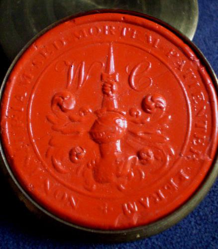 Heraldic seal