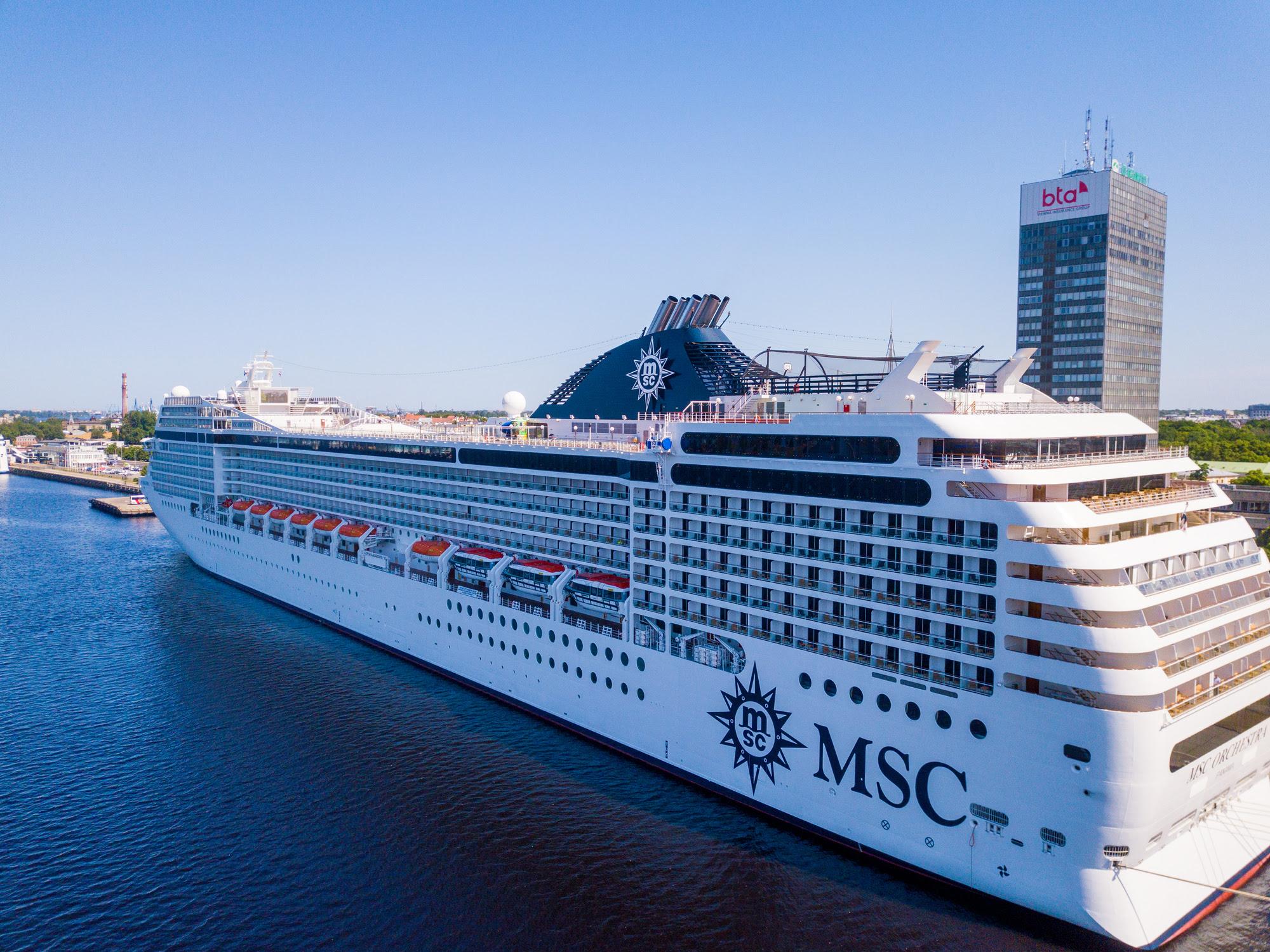 Los Dejores cruceros MSC  Royal Holiday Vacation Club Cruises