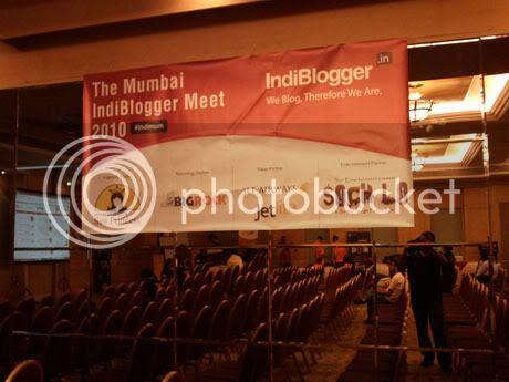 Indiblogger Meet Banner