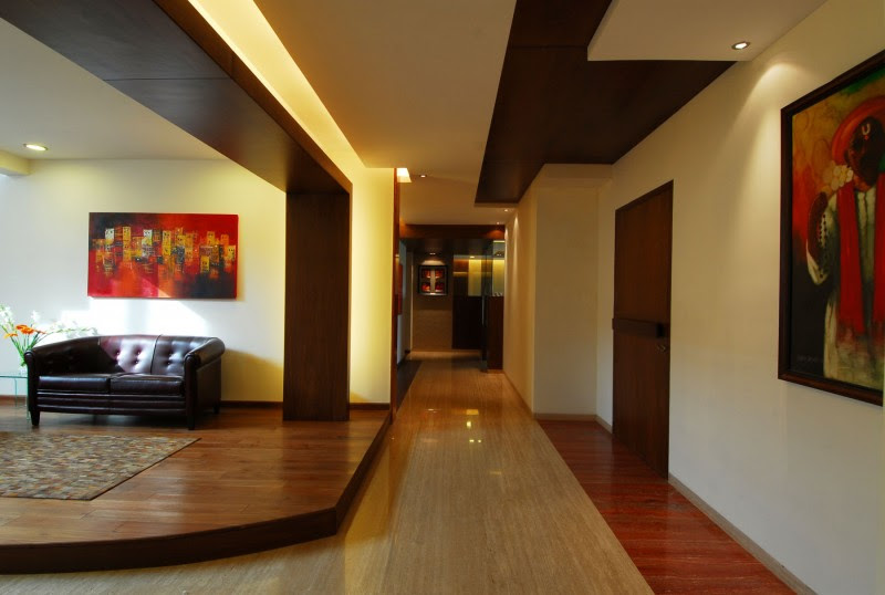 Bangalore Duplex Apartment by ZZ Architects | HomeDSGN
