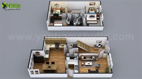 modern small house design  floor plan ideas  yantram