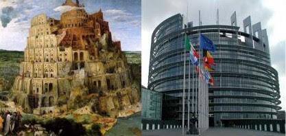 Bildresultat för EU Babels torn