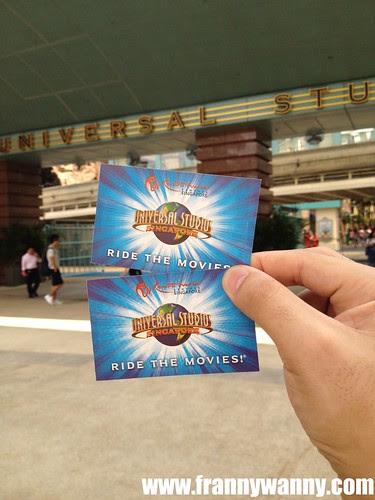 Universal Studios Singapore 6