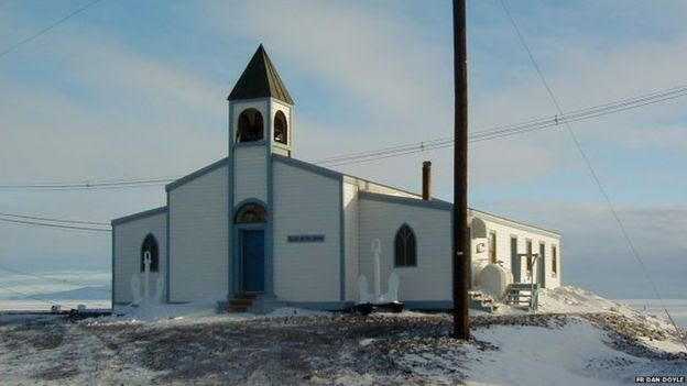 Chapel of the Snows in McMurdo Base