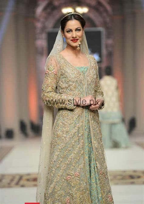 Latest Walima Dresses 2017