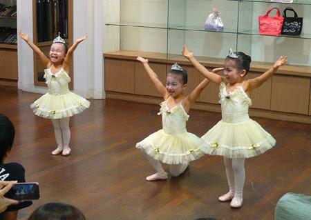 チャコット,松菱 チャコットフェア,キッズバレエ,チャコットバレエ,社交ダンス