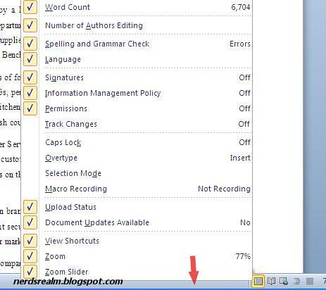 word-count-statusbar