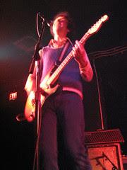 John Hill on Rhythm Guitar