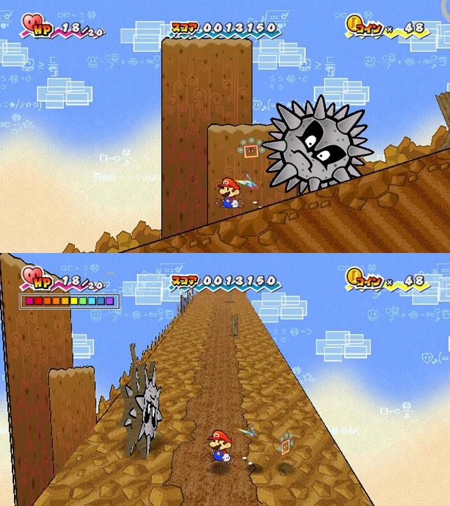 mario games for wii. Paper Mario games aren#39;t