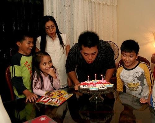 Cheep's Birthday 2009
