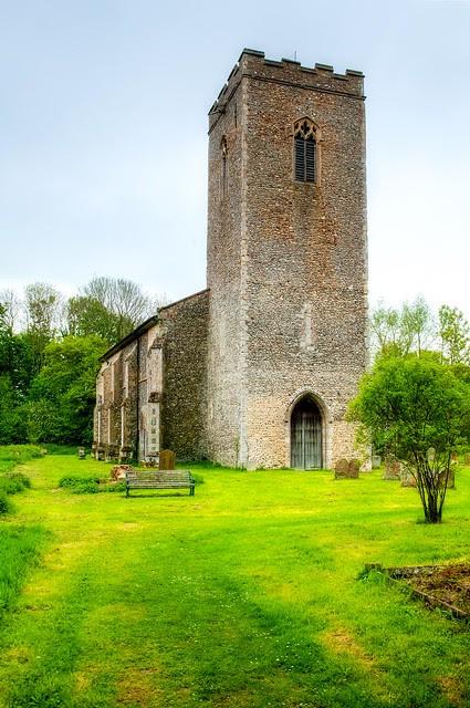 St Laurence, , Brundish, Suffolk