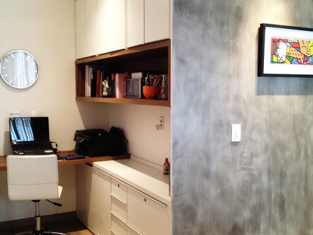 home office projeto adriana 1  (Foto: divulgação)