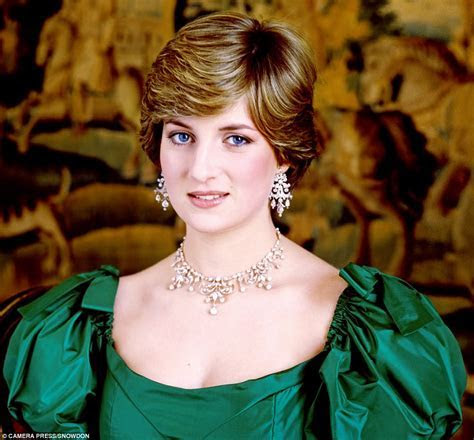 The glittering diamonds that were Diana's best friends