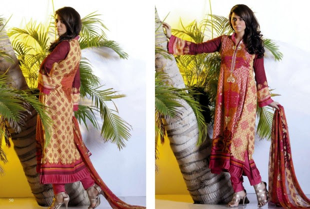 Firdous-Chiffon-Summer-Lawn-Collection-2013-Long-Shirt-with-Short-Tight-Trouser-12