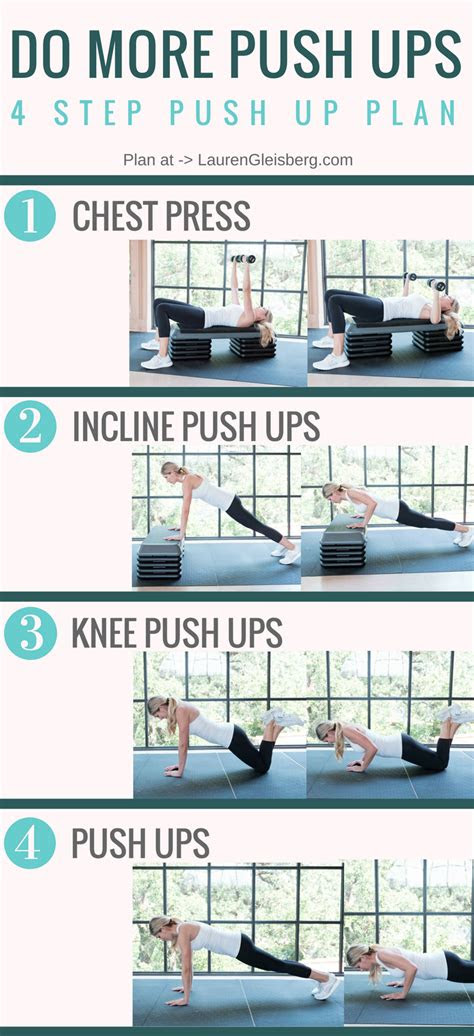 step mini plan        push ups