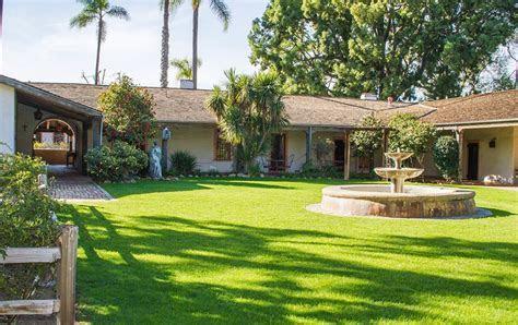 Rancho Buena Vista Adobe   City of Vista, CA